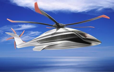 Airbus Helicopters launches X6 concept phase, setting the standard for the future in heavy-lift rotorcraft © Copyright Airbus Helicopters