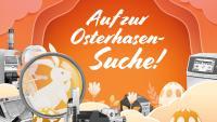 Gewinnspiel Osterhasensuche /  Foto - Bluhm Systeme
