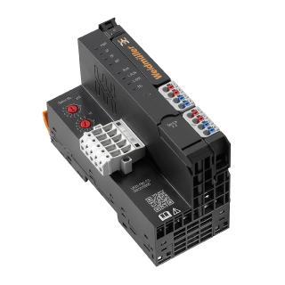 Die neuen CC-Link-Koppler sind kompatibel mit allen u-remote I/O-Modulen / Bildquelle: Weidmüller