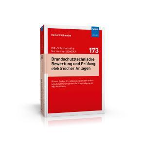 Cover Brandschutztechnische Bewertung und Prüfung elektrischer Anlagen