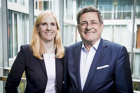 Jennifer Lachman & Roland Tichy