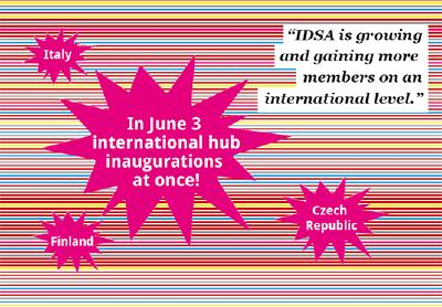 Three official IDSA Hubs to be inaugurated at once in June