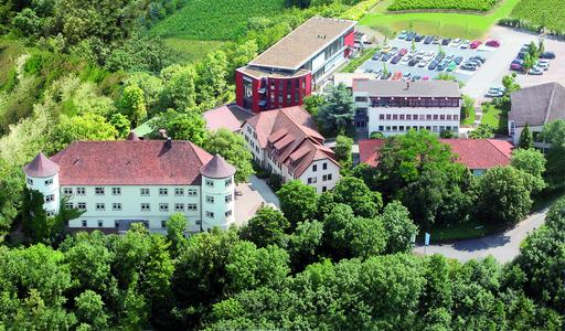 Schloss Hohenstein in Bönnigheim ist seit 1946 Sitz des Forschungs- und Dienstleistungszentrums Hohenstein Institute