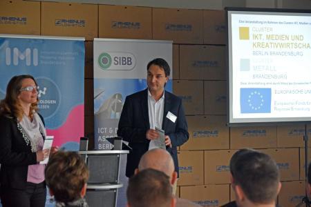 3. Colloquium Industrielle IT des SIBB e.V. bot Diskussion mit dem IT-Nachwuchs /  Quelle: Ines Weitermann/ Presse & Marketing