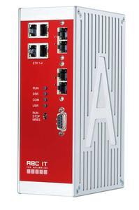 ABC IT stellt neue kompakte CPU Lösung für den Maschinen-und Anlagenbau vor
