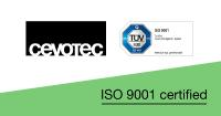 Cevotec now ISO certificated