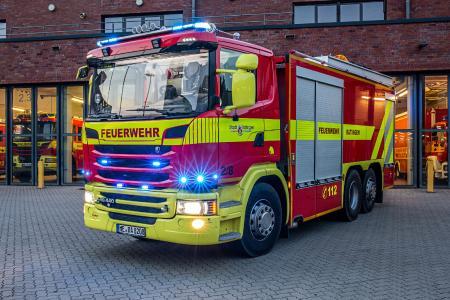 Rettungsdienst und Feuerwehr - Beschaffung von Rettungsdienstfahrzeugen -Geräten und -Material