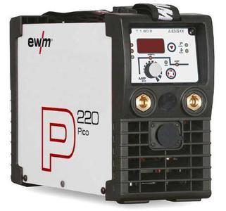 """""""Pico 220 cel puls"""" ist zu 100 Prozent fallnahtsicher beim Schweißen von Zellulose-Elektroden"""