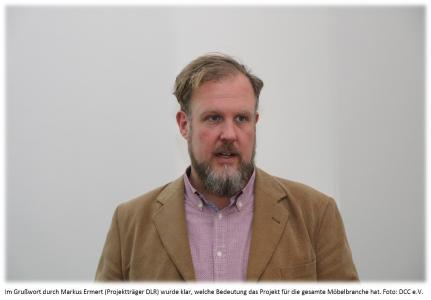 Markus Ermert (Projektträger DLR)