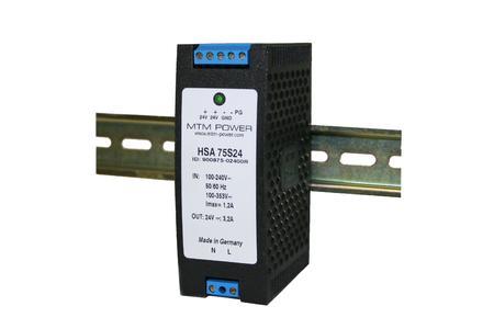 DIN-Schienen-Modul Serie HSA75 S24