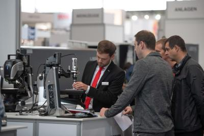 DeburringEXPO – International Meeting Place for Deburring Technologies and Precision Surface Finishing