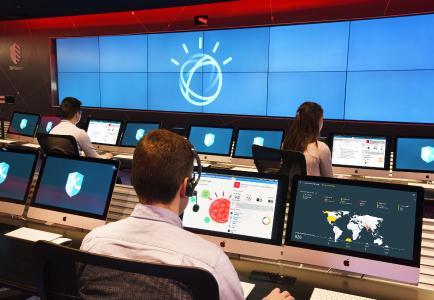 Security Operations Center können künftig durch künstliche Intelligenz enorme Unterstützung erhalten in der Abwehr von Cyberbedrohungen