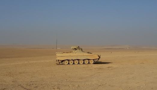 Rheinmetall modernisiert 25 weitere Schützenpanzer Marder für Jordanien