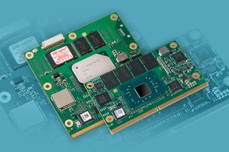 "SMARC-Module mit Intel E3900 ""Apollo Lake"""