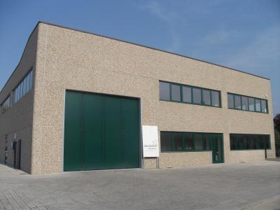 The headquarters of Sonderhoff Italia s.r.l. in Oggiono is conveniently