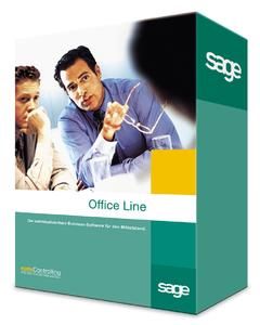 Packshot Sage Office Line