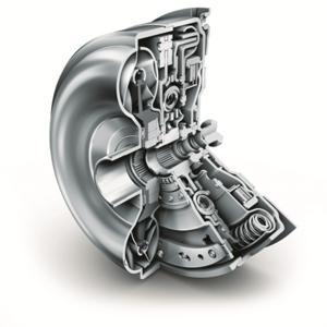 Torque Converter with Centrifugal Pendulum-Type Absorber