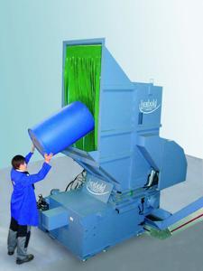 Shredder HR 102 P