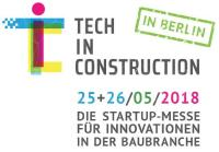 Tech in Construction Messe in Berlin