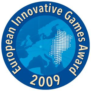 Logo European Games 2009