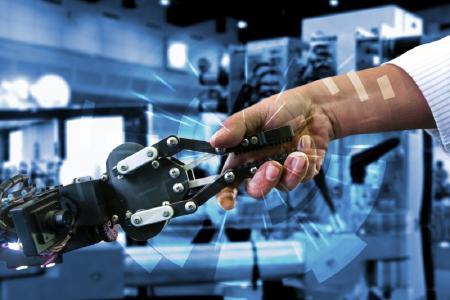 Auf der SPS IPC Drives können sich Messebesucher über Services von Assystem Germany zur funktionalen Sicherheit für kollaborative Robotik informieren (Bildquelle: Assystem Germany GmbH)
