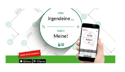 TWT vermarktet die neuen Apps des Verkehrsverbund Rhein-Ruhr