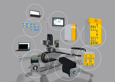 Intelligent complete solutions for plastic and rubber processing machines
