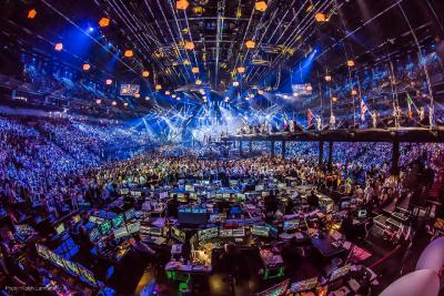Magic Moments beim Eurovision Song Contest