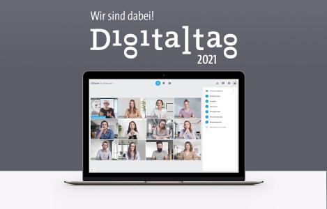 alfaview® beim Digitaltag 2021