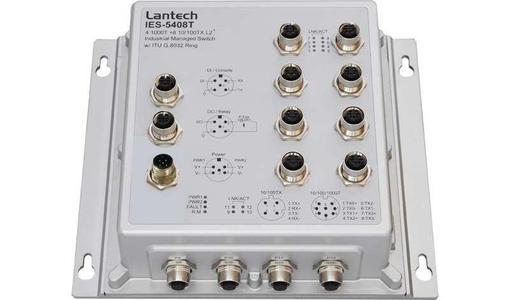 Lantech IES-5408T(IP67/IP43)