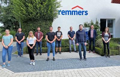 Zwei Stunden nach dem kaufmännischen Bereich folgten die Chemielaboranten / Bildquelle: Remmers, Löningen