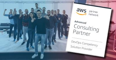 Arvato Systems receives AWS DevOps Competency Status