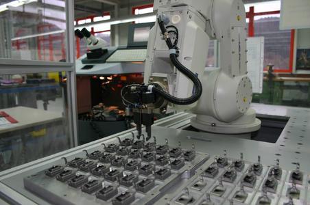 Dreher Roboter