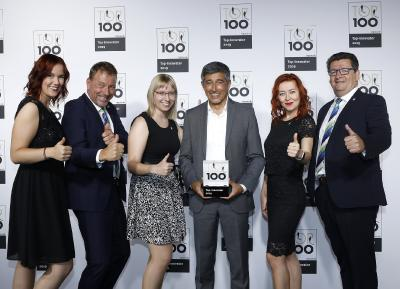 secova ist Top-Innovator 2019