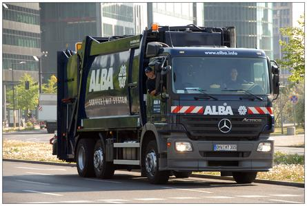 inconso integriert umfassendes Transportmanagement bei der ALBA Supply Chain Management