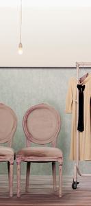 Die drei Haupttrends Royal Beige, Velvet Affair und Cosmic White (von links) sind Fortentwicklungen der letzten Trendkollektion, sie stehen noch am Anfang ihres Aufschwungs und werden das Design der nächsten Jahre richtungweisend bestimmen