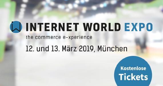 VARIO Software auf der Internet World 2019!