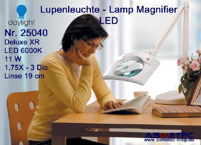 Daylight LED-Lupenleuchte 25040