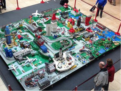 Mobile Lego®Stadt von LEmobilGO GmbH
