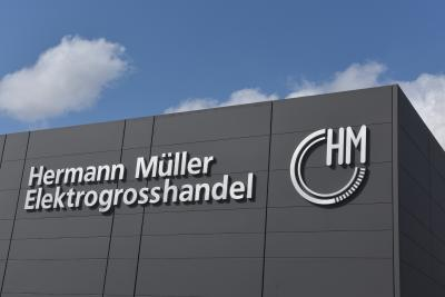 Hermann Müller digitalisiert Logistik
