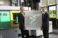 25 Jahre Arburg Technology Center in Radevormwald