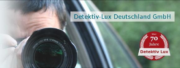 Detektei Lux – seit 1954 mit Hauptsitz Frankfurt am Main - Seit über 70 Jahren erfolgreich tätig. Detektiv, Privatdetektiv, Beobachtungen und Ermittlungen,