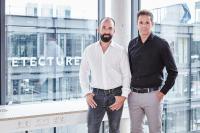 Geschäftsführung ETECTURE GmbH, Francesco Loth (links) und Stefan Dangel (rechts)