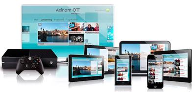 Connected TV World Summit 2015: Axinom Announces the 3rd Generation of OTT Video for the Cloud