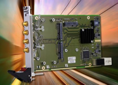 Robust PCIe Mini Card Carrier on CompactPCI Serial