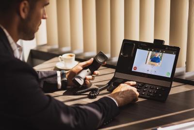 Integration Behnke SIP-Sprechstelle an Wildix Telefonanlage