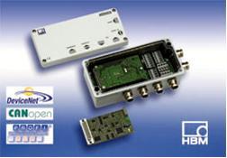 Analoge DMS-Aufnehmer/Systeme digital zugänglich