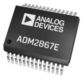 Analog Devices' Integrated Isolated RS485 + Isolated Power Transceivers Reduce Design Time