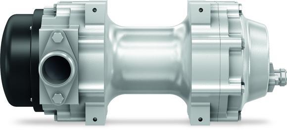 Der ELV51 punktet mit einem niedrigen Gesamtgewicht von nur 20 Kilogramm und ist zehn Zentimeter kürzer als die EL7-Serie