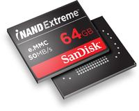 Sandisk Uses World's Most Advanced Manufacturing Technology To Produce Fast, High-Capacity Memory For Tablets, Smartphones